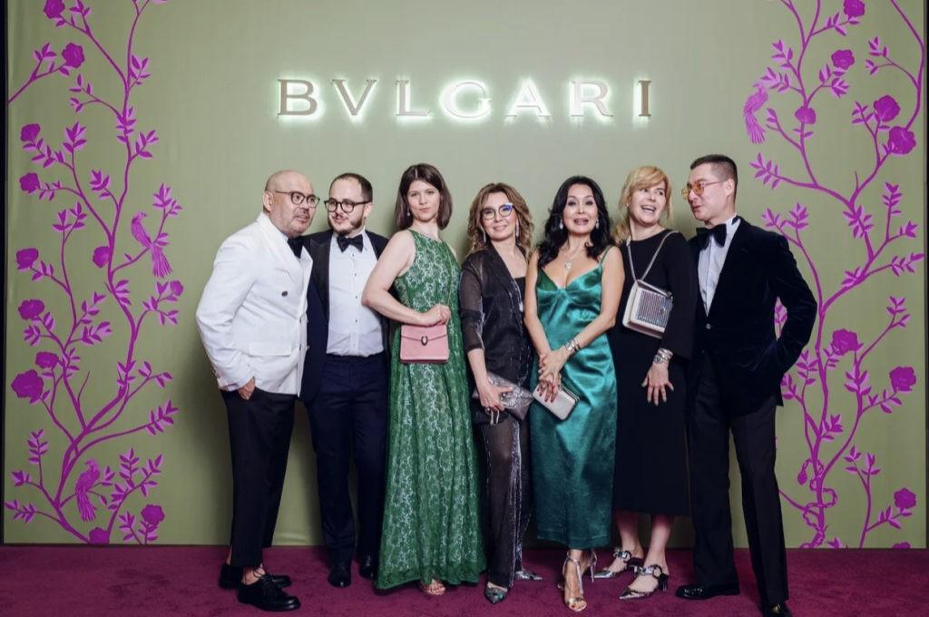 Благотворительный аукцион при поддержке Bvlgari с блеском прошел в Алматы