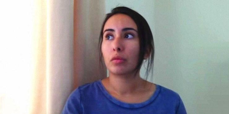 Пропавшая принцесса Латифа нашлась в Дубае