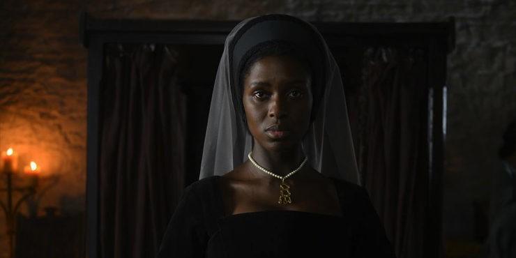 Первый трейлер сериала «Анна Болейн» с темнокожей актрисой