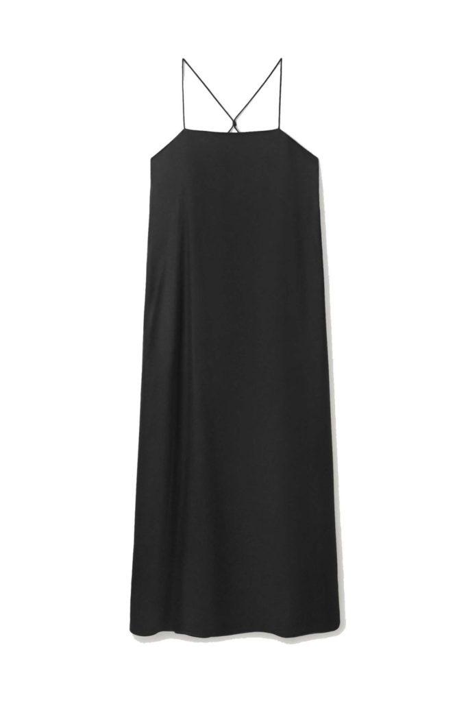 Платья-комбинации:  10 стильных вариантов на теплую погоду