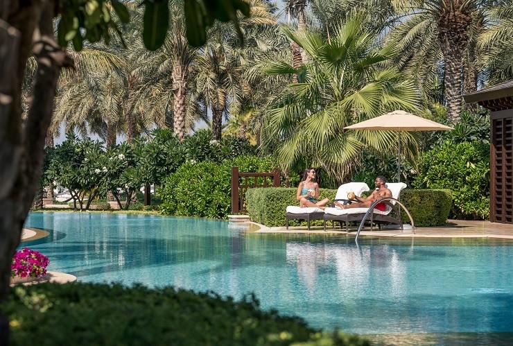 Пять романтических предложений от курорта Four Seasons Resort Dubai at Jumeirah Beach