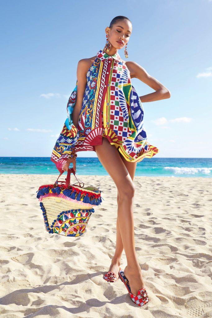 Встречаем долгожданное лето вместе с Dolce & Gabbana