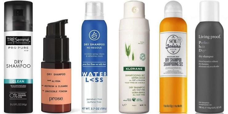 На любой бюджет: Лучшие сухие шампуни для всех типов волос