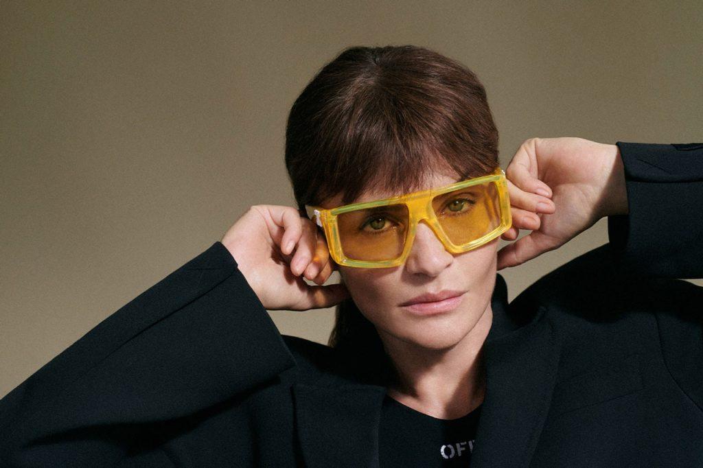 Off-White представили первую коллекцию солнцезащитных очков