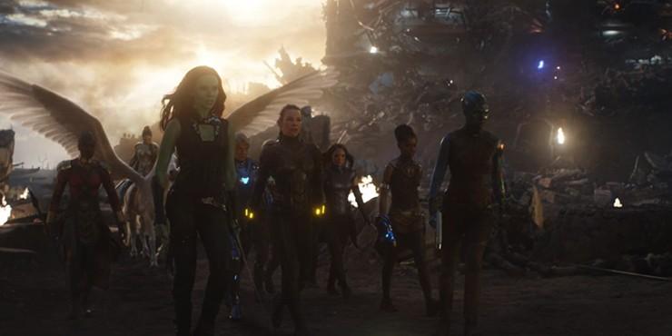 Новая фаза киновселенной Marvel: Первые кадры грядущих фильмов