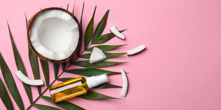 Эффективные рецепты масок для волос из кокосового масла