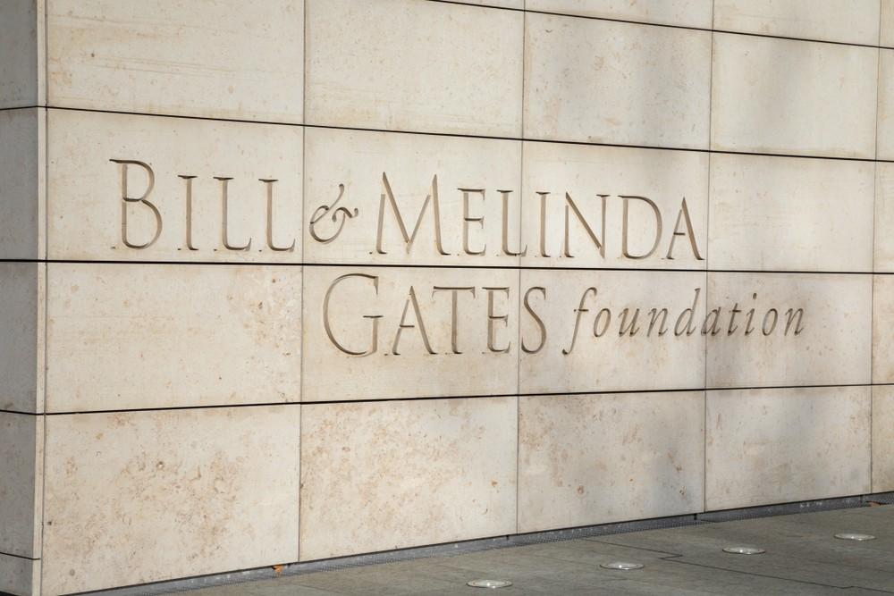 Жена Билла Гейтса