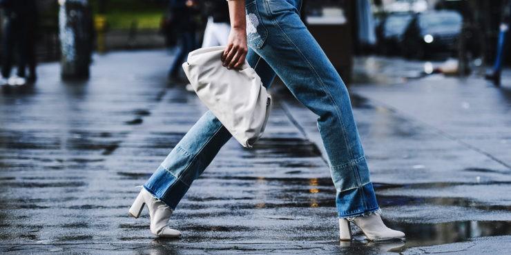 Стильные джинсы: Модный гид для тех, кто устал от скинни