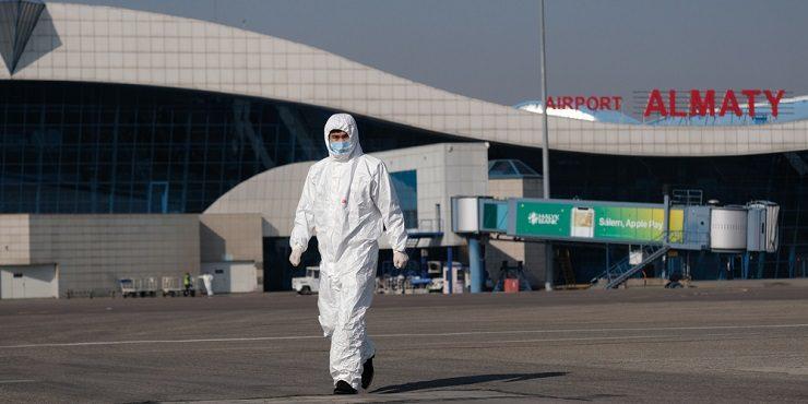 Вход в аэропорты через Ashyq: что думают казахстанцы?