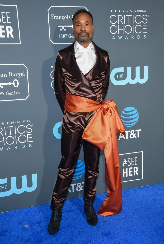 Диагноз Билли Портера: актер признался, что он - ВИЧ-позитивен