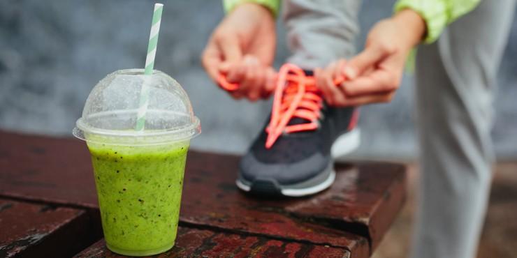 Питание перед бегом: Что съесть незадолго до тренировки?
