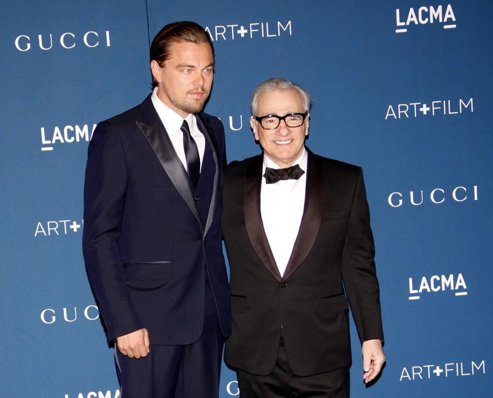 Первый взгляд на новый фильм с Леонардо Ди Каприо