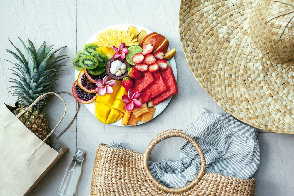 Летний рацион: какие продукты полезнее всего употреблять в жару?