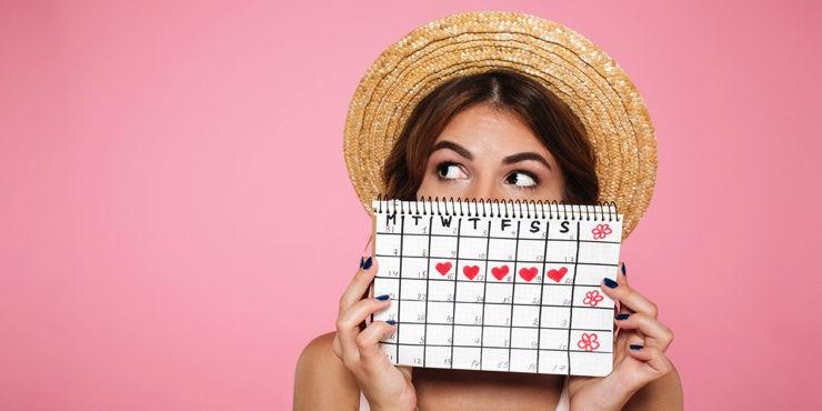Задержка менструации: 6 причин сбоя в менструальном цикле