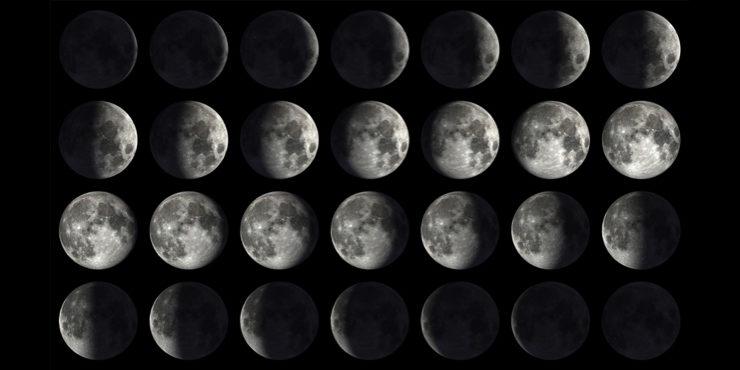 Как разные фазы Луны оказывают влияние на наш уход за собой?