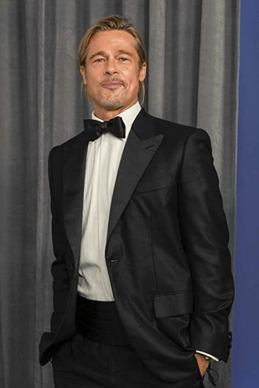 Новый роман Брэда Питта: на кого актер положил глаз?