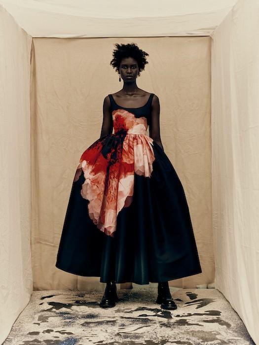 Готическая коллекция Alexander McQueen