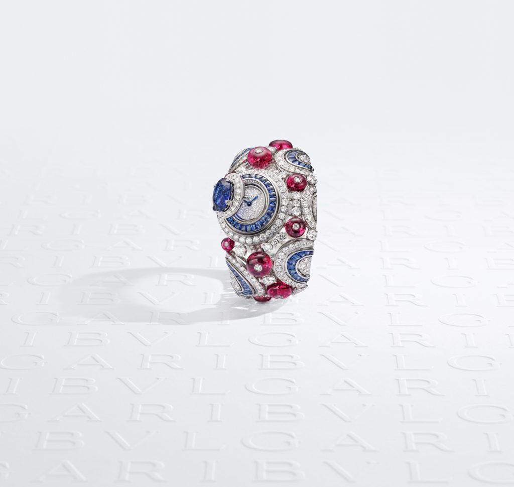Bvlgari представили часы из ювелирной коллекции Magnifica