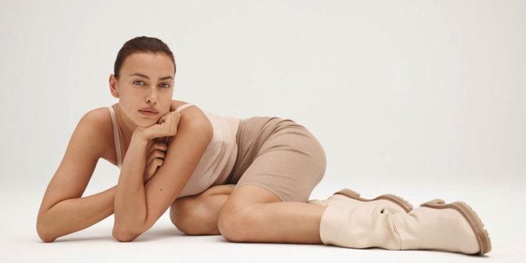 Ирина Шейк запустила собственную линейку обуви