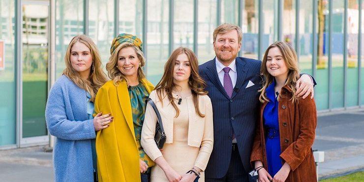 Будущая королева Нидерландов отказалась от денежного пособия принцессы