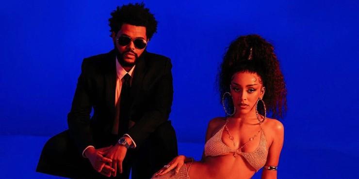 Doja Cat и The Weeknd приглашают отправиться в другую вселенную