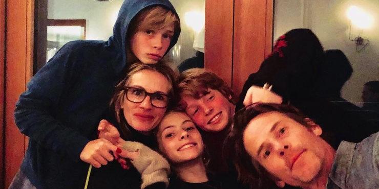 Как выглядит 14-летний сын Джулии Робертс?