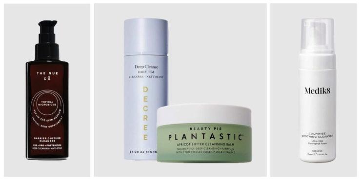 Самые эффективные очищающие средства для всех типов кожи