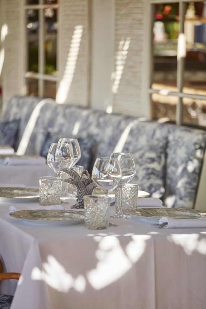 Новое место: Dior открыли ресторан на крыше в Лондоне