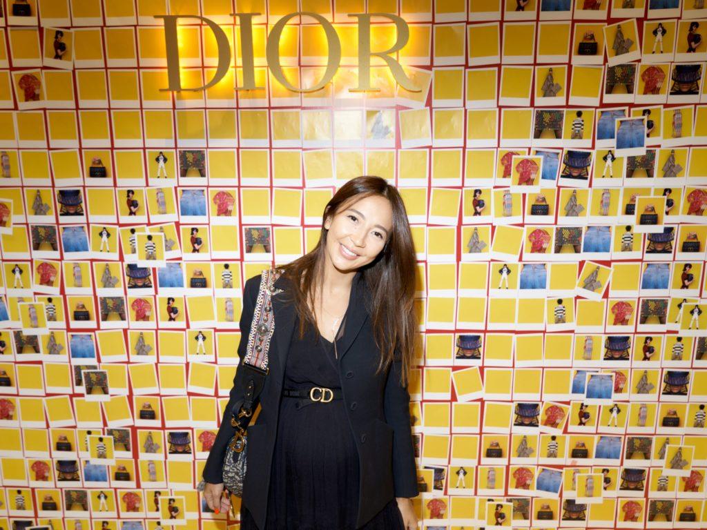 Как прошла презентация коллекции Dior Pre-Fall'21 в Алматы?