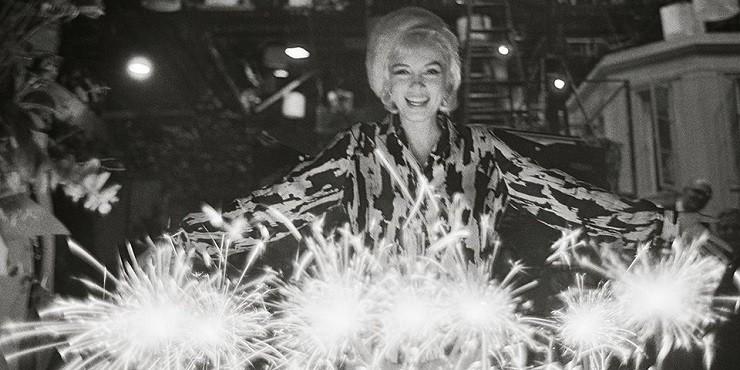 Ранее неопубликованные фотографии легендарной Мэрилин Монро