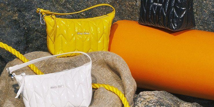 It bag сезона: сумка Miu Spirit из новой коллекции Maritime
