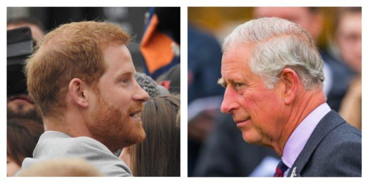 Почему принц Чарльз не торопится помириться с принцем Гарри?