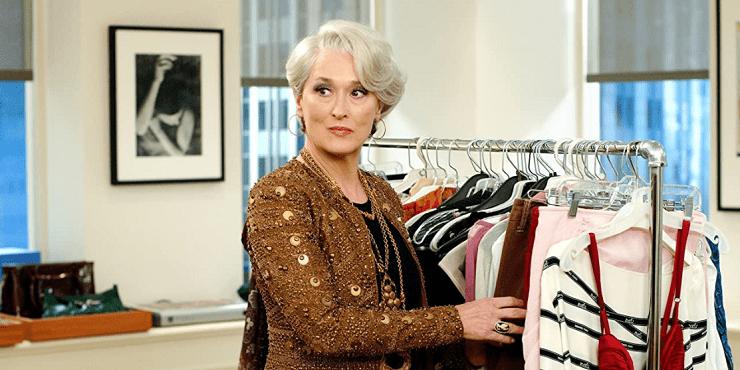 Почему Мэрил Стрип ненавидит свою роль в фильме «Дьявол носит Prada»?