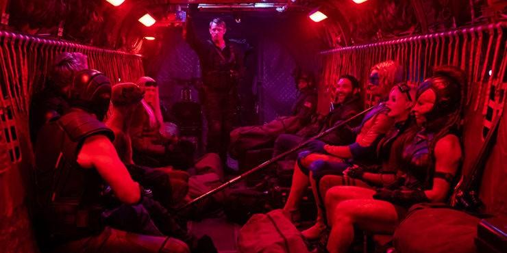 «Отряд самоубийц 2»: Харли Квинн и другие злодеи сразятся с огромной морской звездой