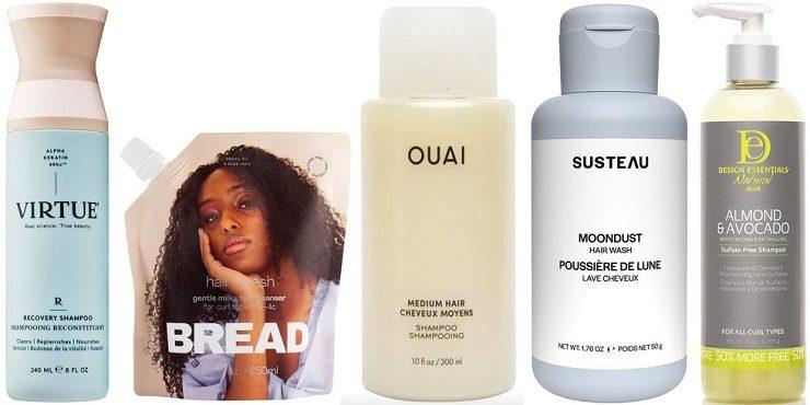 Шампуни без сульфатов: 10 лучших вариантов для каждого типа волос