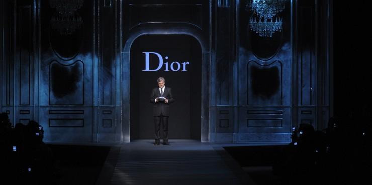 Где состоится следующий показ круизной коллекции Dior?