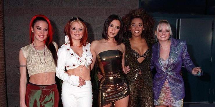 Viva forever: Spice Girls записывают новую песню