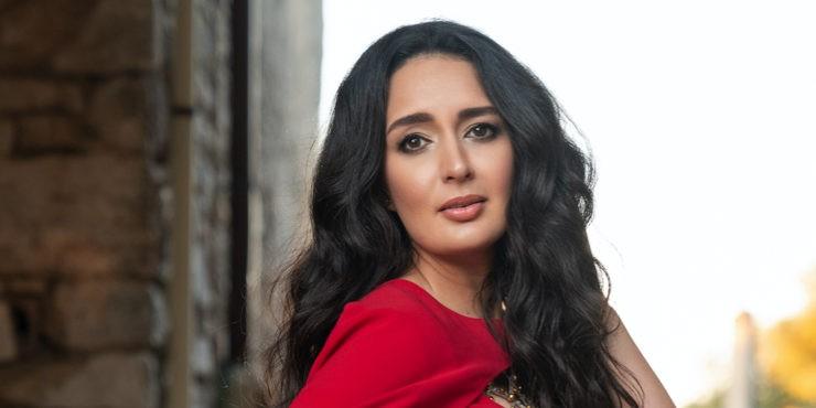 Зарина Алтынбаева представила  страну на оперном проекте в Италии