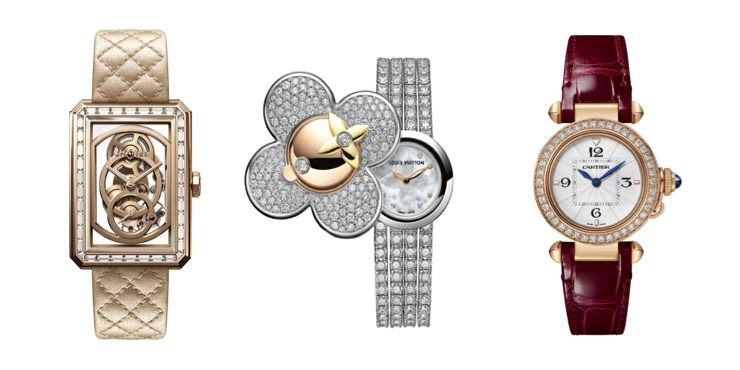 Идея фикс: часовые новинки салона Watches & Wonders