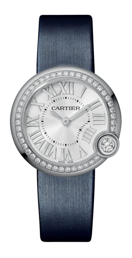 Cartier обновили коллекцию часов моделями Ballon Blanc