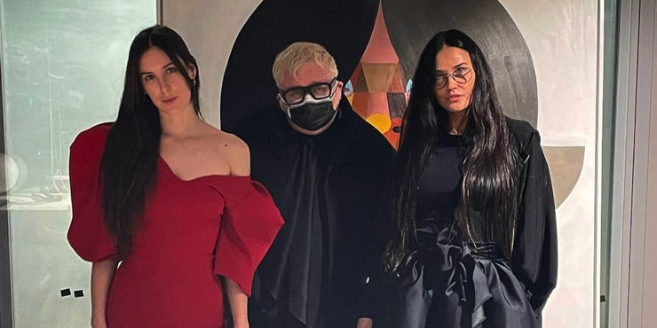 Показ в память Альбера Эльбаза закроет Неделю моды в Париже