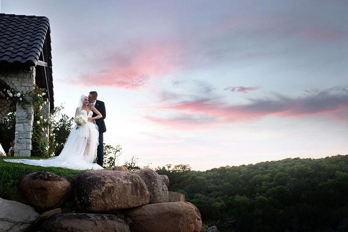 Гвен Стефани и Блейк Шелтон сыграли свадьбу