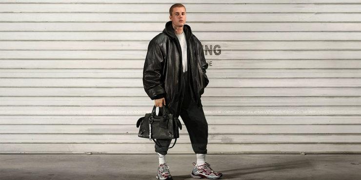 Джастин Бибер стал новым лицом бренда Balenciaga