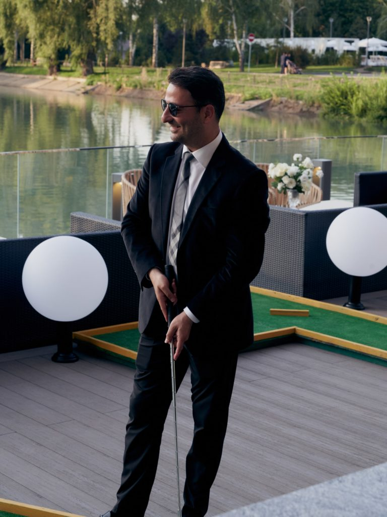 В Алматы прошла презентация вилл Rixos Golf & Villas Aktau