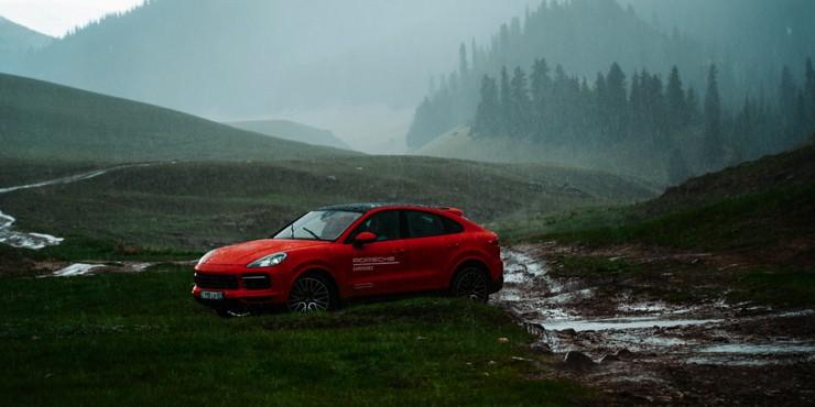 10 причин, почему мы влюблены в новый Porsche Cayenne Coupe