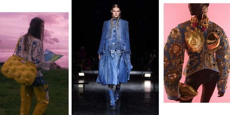 Как Неделя высокой моды задала тренд на апсайклинг?
