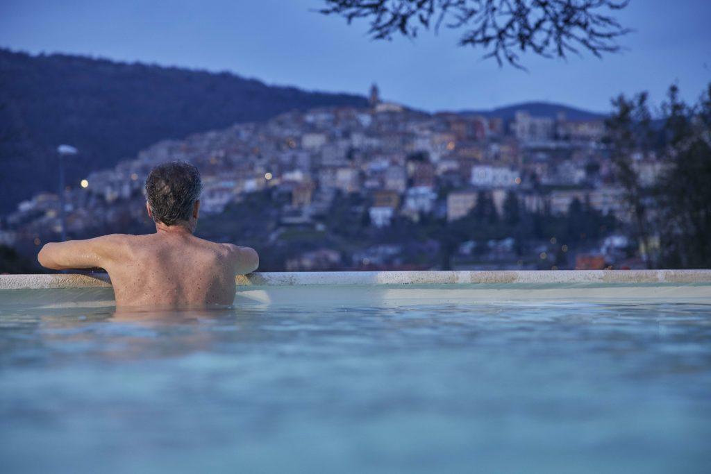 Приятное с полезным: Отпуск за 5 дней в оздоровительном отеле Palazzo Fiuggi