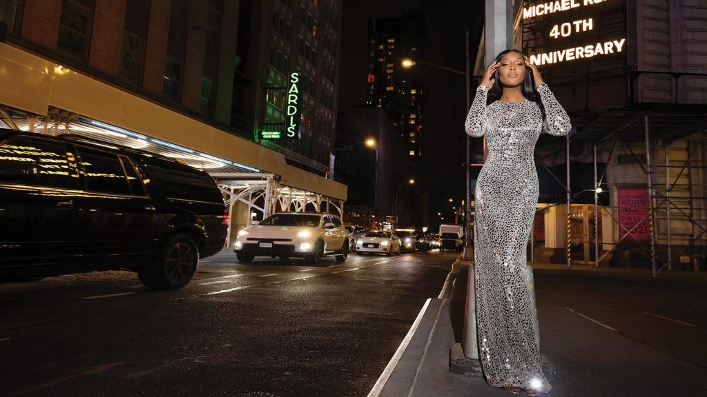 Наоми Кэмпбелл стала лицом рекламной кампании Michael Kors