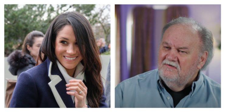 Отец Меган Маркл снова подаст в суд на дочь и зятя: что на этот раз?