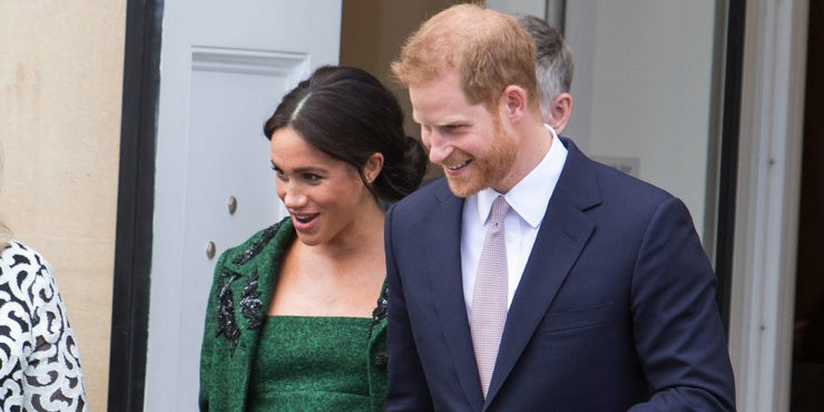 Как дочь Меган Маркл и принца Гарри не угодила королеве?